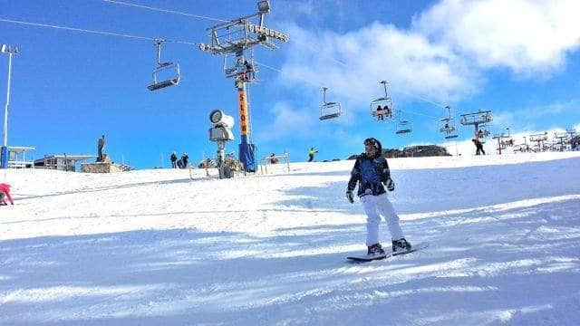 Mount-Buller-Ski-Slope