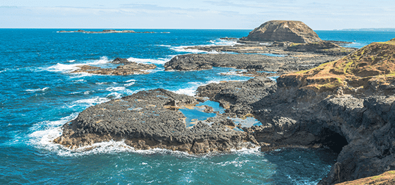 Famous Phillip Island for an electrifying experience